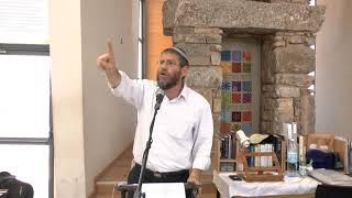 פרשת בשלח- הרב יהושע ון דייק