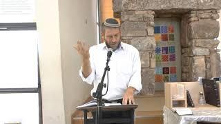 מלמד שהיו ישראל מצויינין שם- הרב יהושע ון דייק