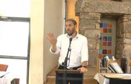 ערבות הדדית  יסוד בניין התורה- הרב יהושע ון דייק