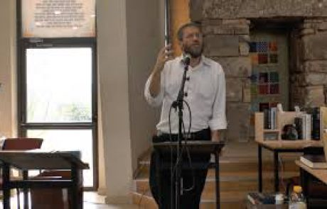 התכנסות – הרב יהושע ון דייק