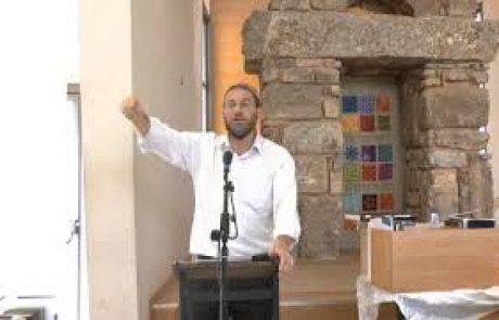 כבוד תורה וביזוי תורה – הרב יהושע ון דייק